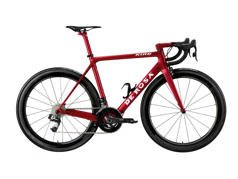 Cicli De Rosa KING - RED - Frame set
