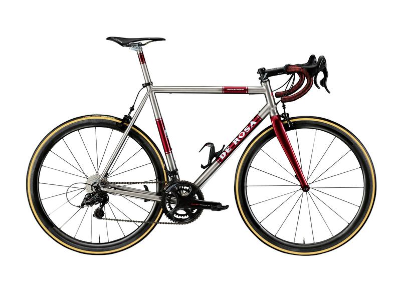 Cicli De RosaTREDUECINQUE 2019 - Frame set