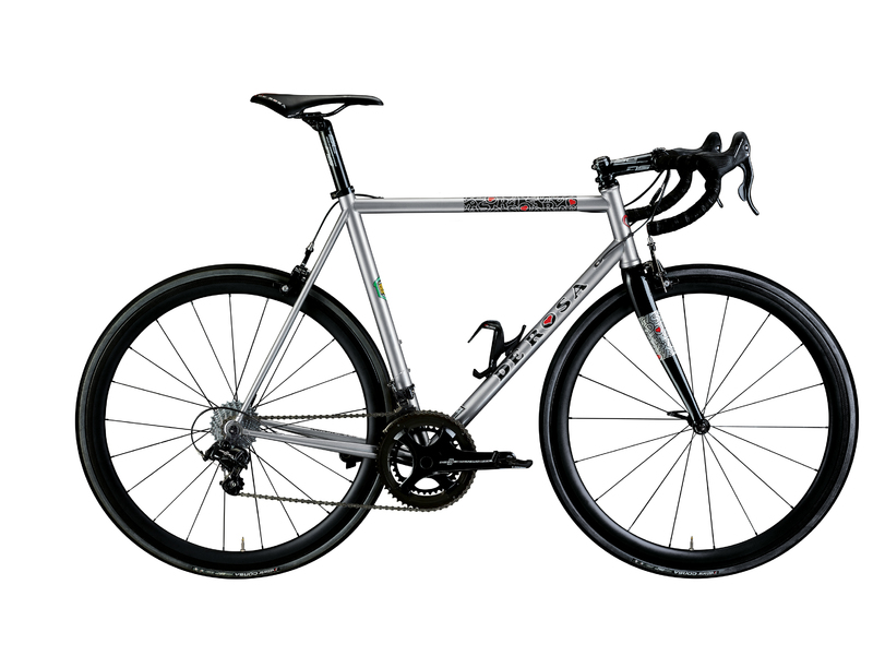 Cicli De RosaCORUM 2019 - Frame set