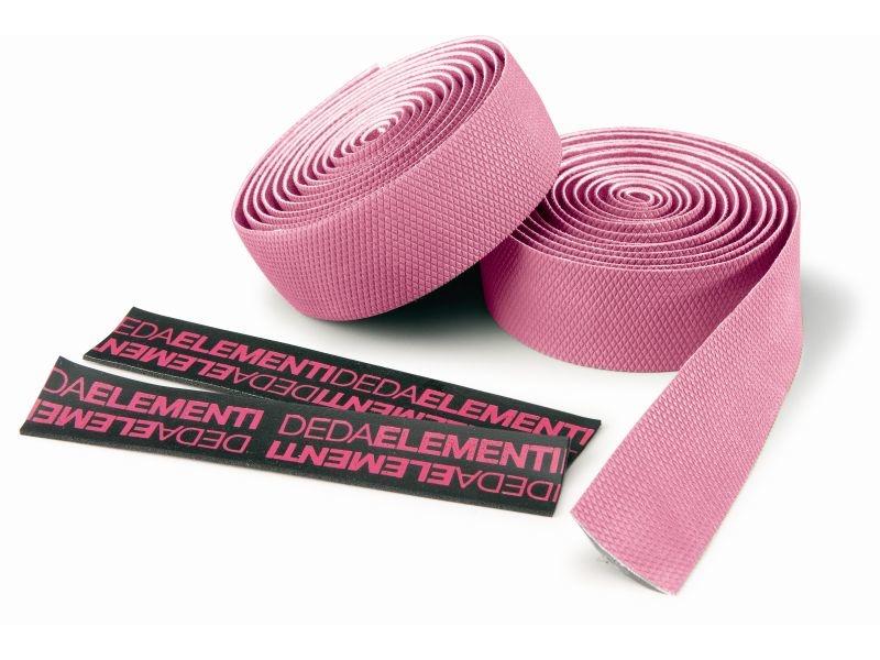 Deda ElementiGECO - ROZE - RUBBER - Extra Grip Stuurlint