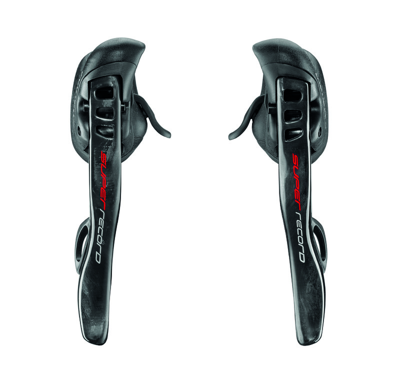 Campagnolo SUPER RECORD EPS 12s Ergopower shifiting levers