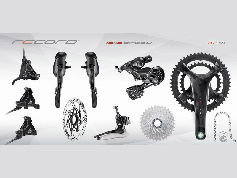 Campagnolo RECORD 12 - DISC Groupset