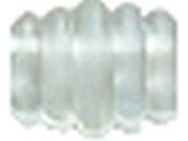 Silva649 - Protectierubbers - TRANSPARANT (100 PCS) - Balhoofdbeschermrubber