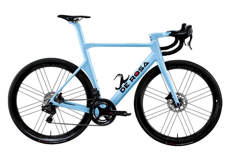 Cicli De Rosa2020 SK PININFARINA - AZZURA - Frame set