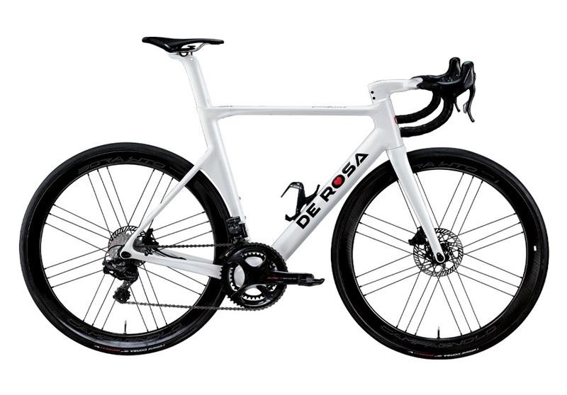 Cicli De Rosa2020 SK PININFARINA - BIANCA - Frame set