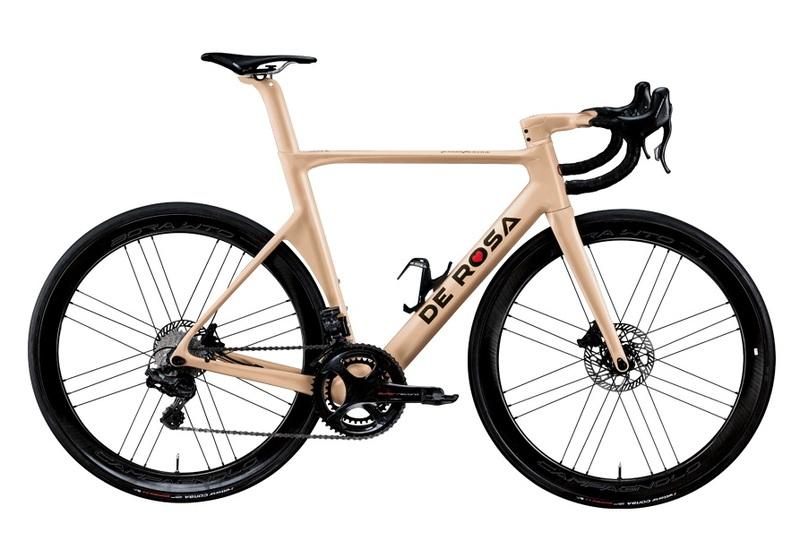 Cicli De Rosa 2020 SK PININFARINA - CHAMPAGNE - Frame set