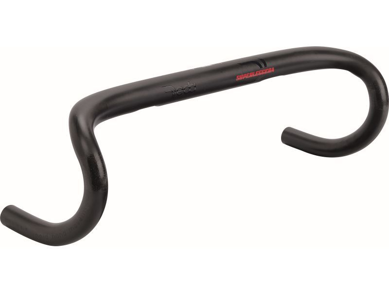 Deda Elementi SUPERLEGGERA carbon handlebar 31,7  42 cm, Polish on Black (