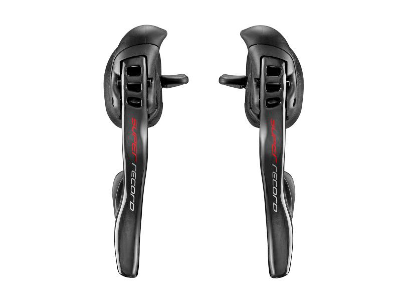 Campagnolo SUPER RECORD Ultra Shift 12s Ergopower shifiting levers