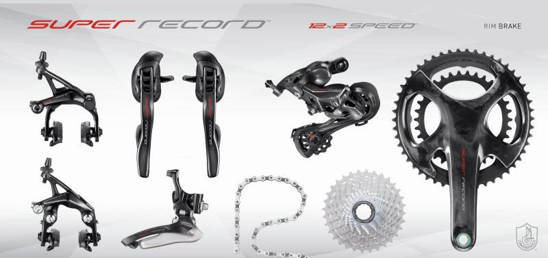 CampagnoloSUPER RECORD 12 - Groepset