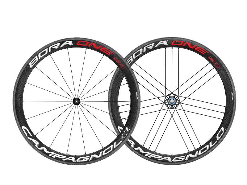 CampagnoloBORA ONE - 35 / 50 - BRIGHT - Clincher Wielset