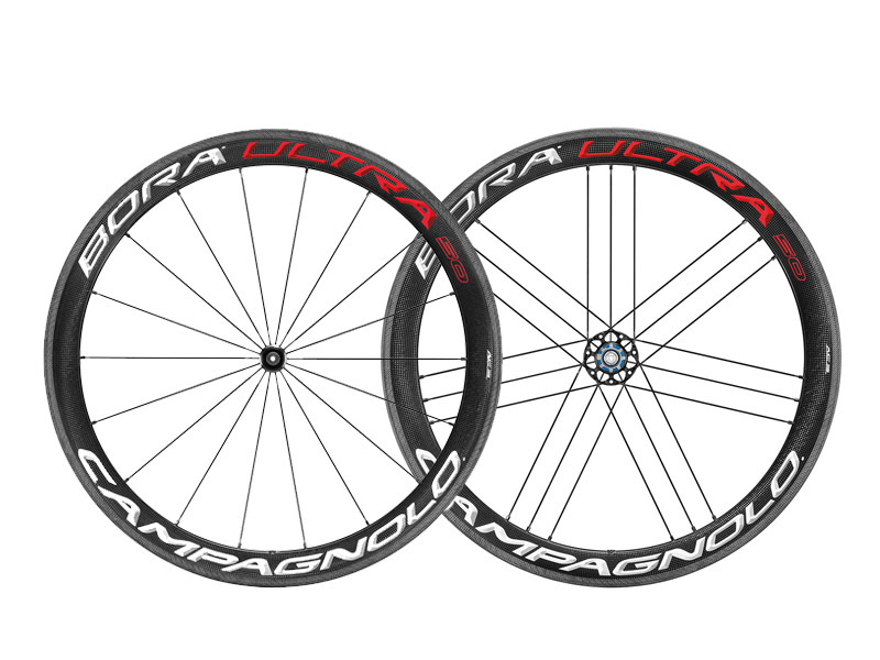 CampagnoloBORA ULTRA - 35 / 50 - BRIGHT - Clincher Wielset