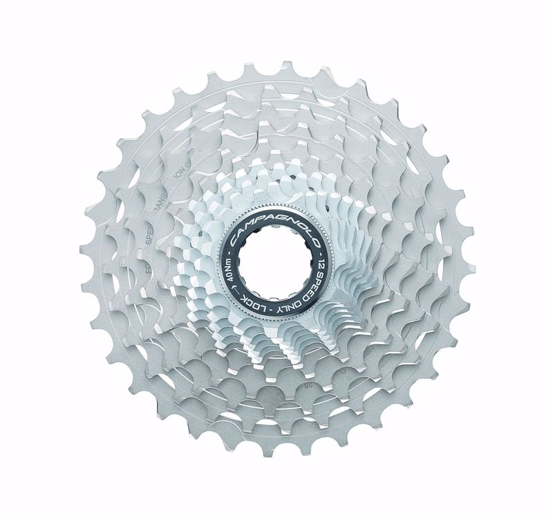 Campagnolo 12s - 11-34 - SUPER RECORD sprockets  (comp.only w RD20 codes)