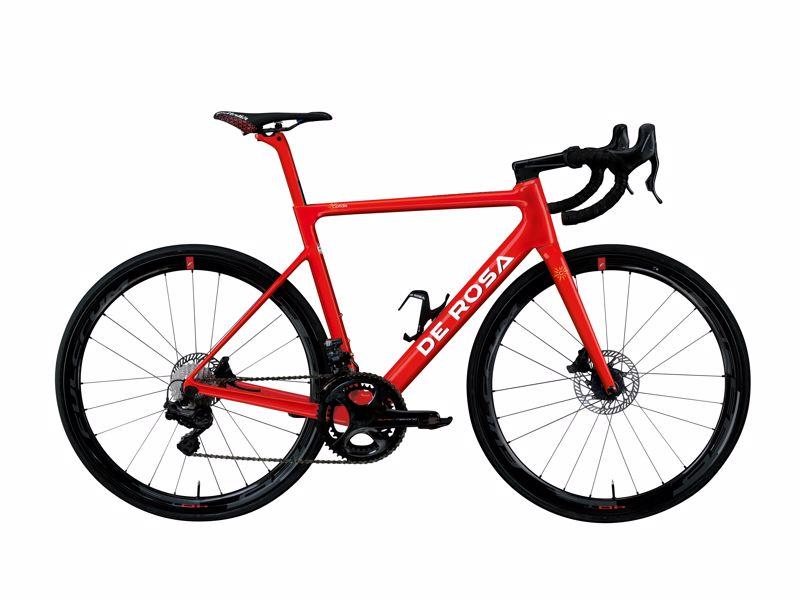 Cicli De Rosa 2020 MERAK DISC - COFIDIS - Frame set