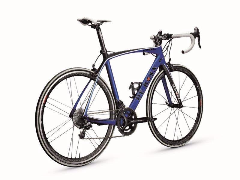 Cicli De Rosa OUTLET 2018 - IDOL - BLU POTENZA - Frame set