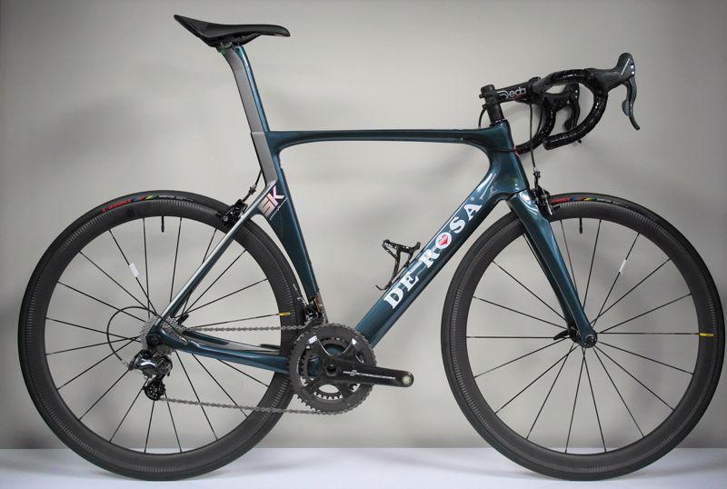 Cicli De Rosa SK PININFARINA FRAME -50- GRIGIO ROCCIA 2018