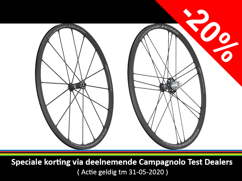 Campagnolo DEMO - SHAMAL MILLE C17 - Wielset