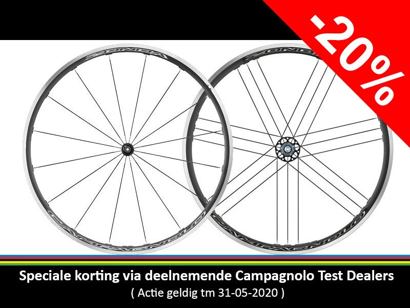 Campagnolo DEMO - ZONDA C17 - Wielset