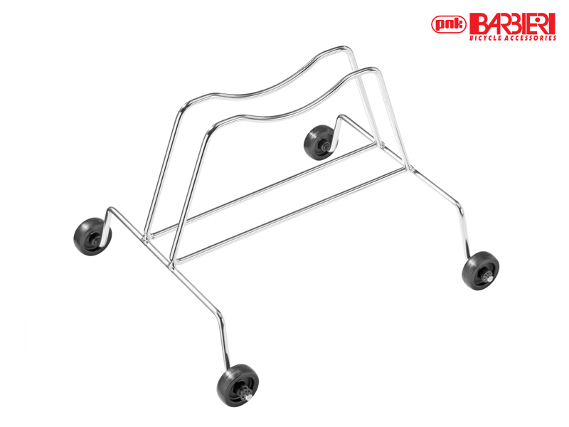 BarbieriBS/DISKBIKE- BIKE STAND MADE IN GALVANIZED STEEL