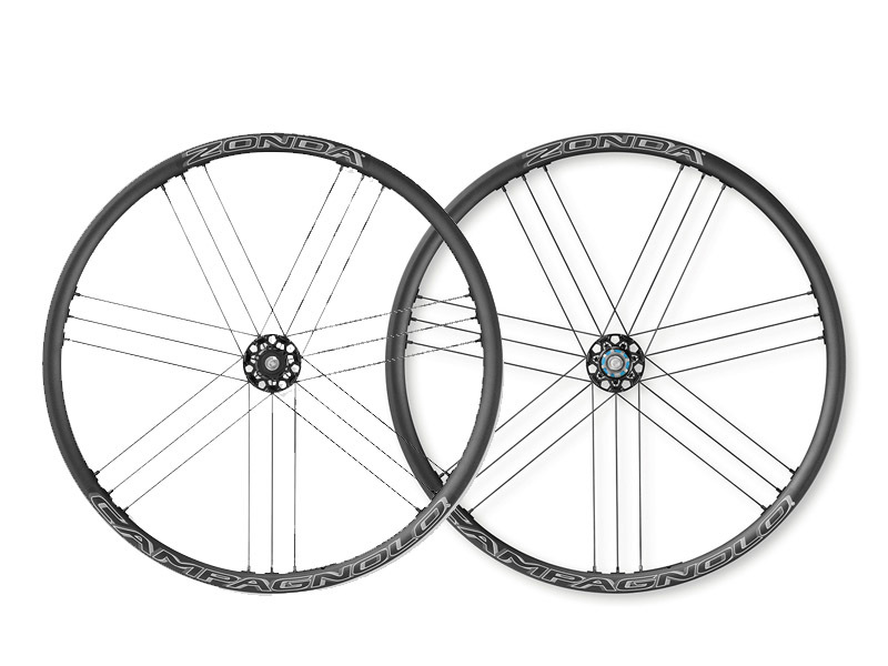 CampagnoloDISC ZONDA DB - Wielset