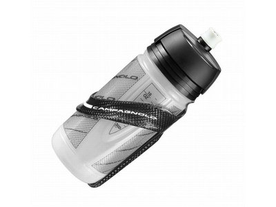 SUPER RECORD water-bottle carrier (incl. water bottle)
