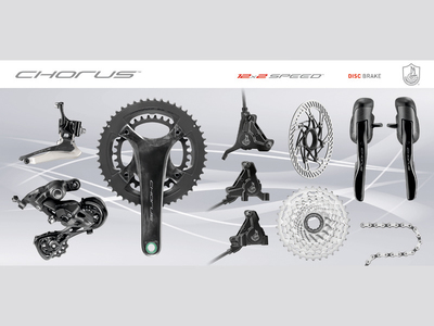 CHORUS 12 - DISC Groupset