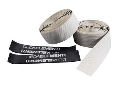GECO - WIT - RUBBER - Extra Grip Stuurlint