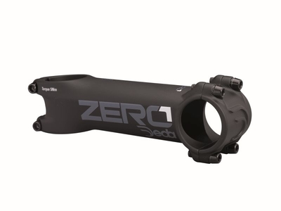 ZERO1 stem/attacco, 120 mm, Black on Black (BOB), Alloy 6061