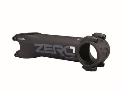 ZERO1 stem/attacco, 120 mm, Black on Black (BOB), Alloy 6061