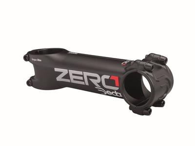 ZERO1 stem/attacco, 80 mm, BLACK, Alloy 6061, 82°