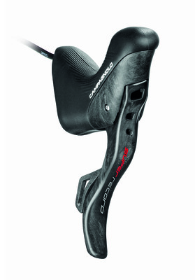 Campagnolo EPS SUPER RECORD DISC - 12s Ergopower - set incl remklauwen