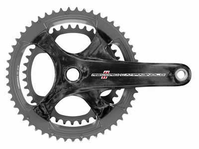 RECORD 11 - 175 mm - Ultra Torque Crankstel - CARBON