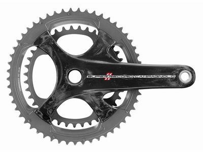 SUPER RECORD ULTRA-TORQUE TI Carbon 11s crankset 175 mm 39-5