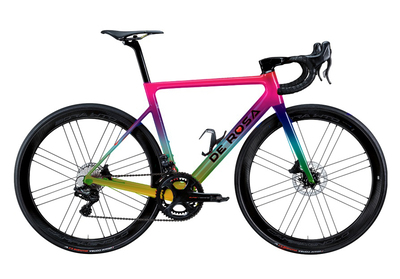 2020 MERAK DISC - CUSTOM PAINT - Frame set