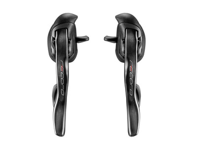 RECORD Ultra Shift 12s Ergopower shifiting levers