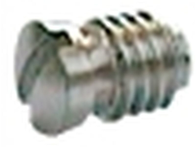 441 - ALU THREADED PLUG - M5