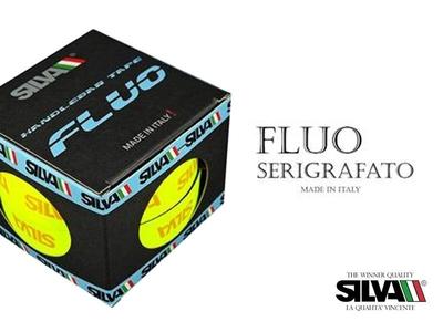 silva FLUO SILKSCREENED - YELLOW - stuurlint