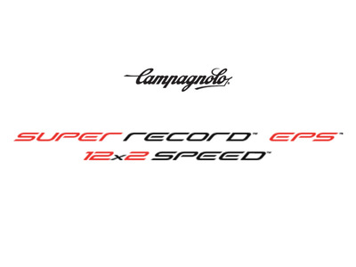 Campagnolo SUPER RECORD EPS 12 DISC - Groepset