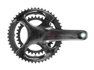 SUPER RECORD 12 - 175 mm - Ultra Torque Crankstel - Ti CARBON