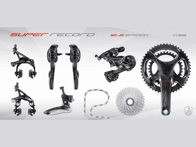 SUPER RECORD 12 - Groupset