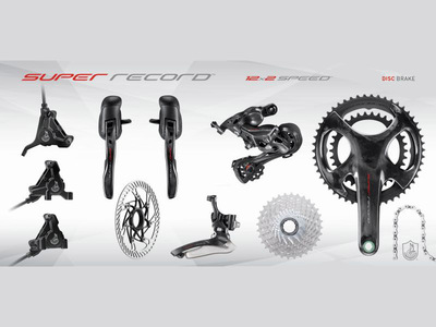 SUPER RECORD 12 - DISC Groupset
