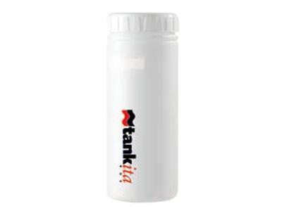 GEREEDSCHAPSBIDON - Hard kunststof - WIT - 700 ml