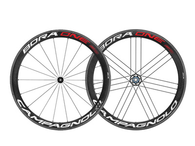 SET BORA ONE 50 cl. FRONT+REAR campagnolo FW body+brake pad