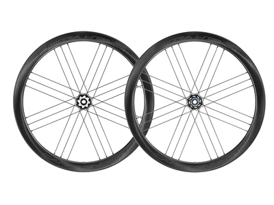 SET BORA WTO 45 DB 2WF DARK FRONT+REAR campagnolo FW body