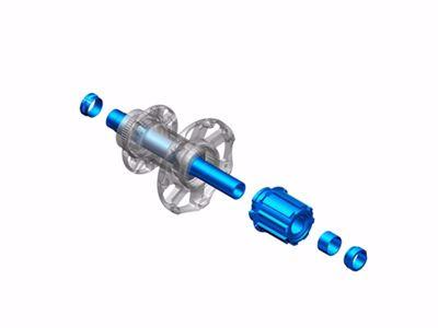 KIT N3W retrofit standard bearings ( SC DB )