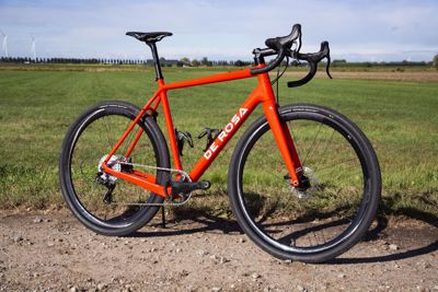 GRAVEL CARBON - Frameset