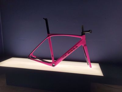 NEW 21 IDOL DISC - PINK - Frameset