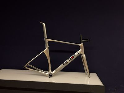 NEW 21 - SK PININFARINA - SUPER SILVER - Frame set