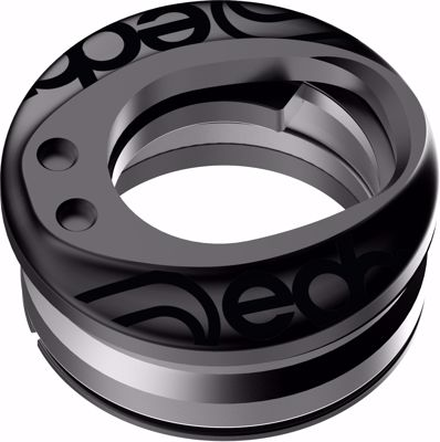 "DCR Integrated Headset, 1.5"" - 1.5"" Chrome bearings"
