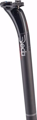 SUPERLEGGERO carbon seatpost 31,6 TEAM  finish, 350 mm leng