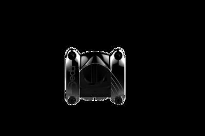 Deda Elementi VINCI OEM Attacco/Stem 100mm, POB finish, Aluminum 2014, 73°